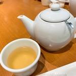SARIO聘珍茶寮 - セットのジャスミンティー