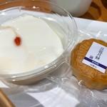 SARIO聘珍茶寮 - 杏仁豆腐と月餅