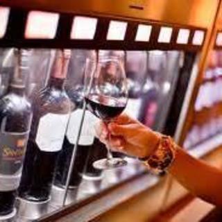 ワインサーバーでワイン8種90分飲み放題3,000円!