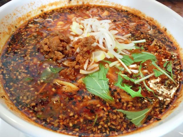 担担麺専門店 弘麺 - 何度食べても美味しいウルトラ激辛坦坦麺