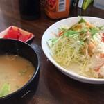 キッチン SALA - サラダと味噌汁