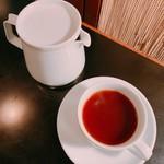 フグレントウキョウ - エアロプレス ・コーヒー  カリアイニ    520円