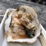 島の人 - 焼き牡蠣