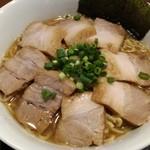 118241364 - チャーシュー麺大盛