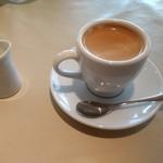 カフェ・ド・マンマ - +230円(税別)セットドリンクのブレンドコーヒー