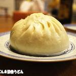 華正樓 - 華正樓の肉饅頭