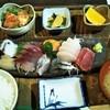 海族鮮 山忠 - 料理写真:刺身定食1200円