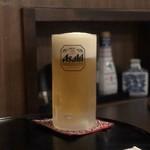 五葉食堂 - 生ビール