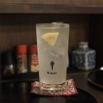 五葉食堂 - レモンサワー