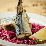 グランカルロス96 - 料理写真:今が旬!秋限定!『秋刀魚のコンフィ』