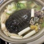 谷中 鳥よし - スッポン鍋