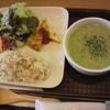 Supukafedeirisupun - 料理写真:スープセット、ドリンク付いて880円