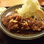 クック・ファン - スタミナロースカツ定食