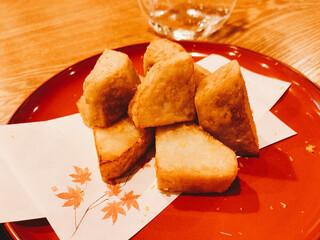 むろまち 加地 - 『海老芋の唐揚げ』様
