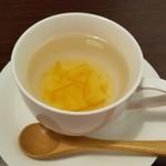 カフェダイニング クリストファーロビン - ゆず茶