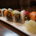sushi dining 鸞 - 創作ロール寿司