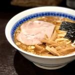 中華そば べんてん - 料理写真:ラーメン並・850円