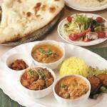 ナタラジ - 料理写真:マハラジャ