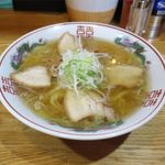 らーめん心繋 - 料理写真:喜多方ラーメン(800円)
