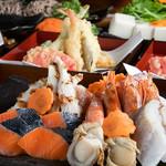天ぷら海鮮 五福 - 寄せ鍋
