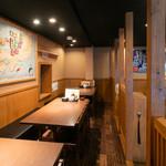 天ぷら海鮮 五福 - 半個室_2F