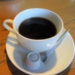 けや木 - セットのコーヒー♪