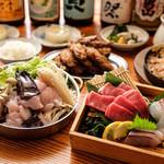 居酒屋 平八 - 2019.冬3500円コース
