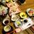 観光荘 - 料理写真:夕食はほぼ一気出し