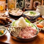 居酒屋 平八 - 2019.冬2500円コース