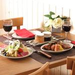 シュラスコ&ビアレストラン ALEGRIA - デートや記念日ディナー等に。