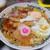中華そば みたか - 料理写真:ラーメン 半熟玉子のせ(普通はゆで卵)