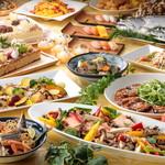 ナチュラルビュッフェ そら・たべよ - 料理写真:【10月ディナー】