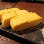 ろく - 出汁巻き玉子ハーフ
