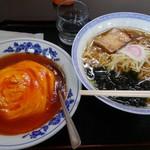 中国料理 新華楼 - 料理写真:ラーメンセット