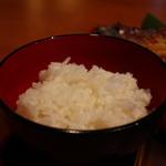 炉ばた七福 - ご飯