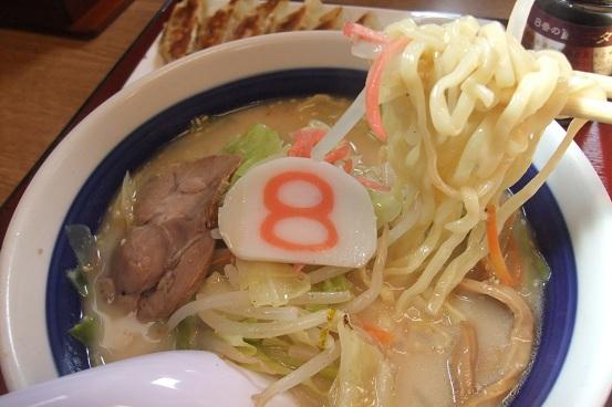 8番らーめん 勝山店