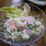 多田屋 - ポテトサラダ