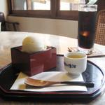 11829570 - 清酒アイスクリームセット