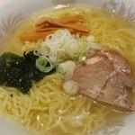 大昌園 - 料理写真:塩ラーメン