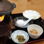 大川昇開橋温泉 食堂 - 料理写真: