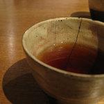 なると屋+典座 - お茶