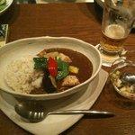 世田谷クミン - チキンと野菜のカレエ