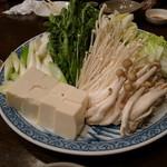 福ろう - しゃぶしゃぶ用野菜