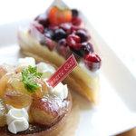 パティスリーシエル - バースデーはもちろん、各種イベント用のケーキご予約承ります。