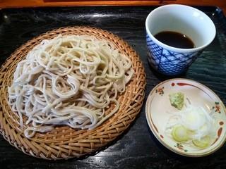 輪一 - せいろ蕎麦 ¥630