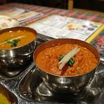 インド・ネパール料理 Raja - ダルバート?