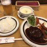 豊後牛ステーキの店 そむり 鉄板焼 -