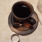 118309244 - コーヒーにはビスケットが1枚