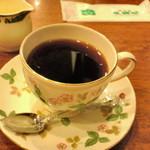 kafeeikokuya - ワイルドストロベリーのカップで