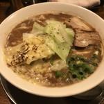 らー麺屋台 骨のzui - 料理写真:料理